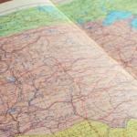 miting dizajn mapa